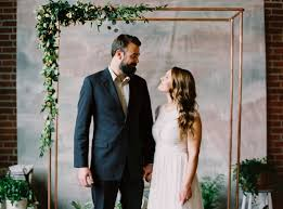 wedding backdrop calgary calgary industrial greenhouse wedding kismet clover