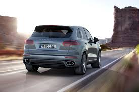 porsche cayenne change price 2015 porsche cayenne facelift revealed gets 410hp in hybrid