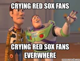 Red Sox Meme - crying red sox fans yankees for life pinterest red socks