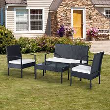 garden patio furniture sets ebay