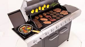 char broil 6 burner gas grill walmart exclusive youtube
