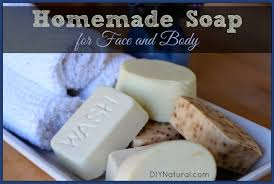 how to make soap homemade natural hand and body bar soap recipe