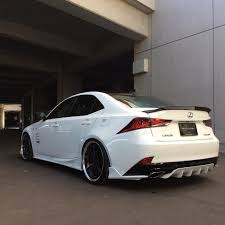 lexus is 300h body kit who can make replica spoiler on request clublexus lexus forum