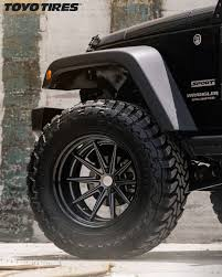 vossen jeep wrangler events