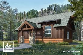 wood cabin plans cabin kits post beam wood cabin designs dc structures