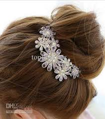 online cheap bridal hair accessories women luxury