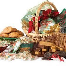 gift basket themes traditional christmas gift basket idea family net guide