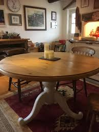 Waxed Pine Dining Table Waxed Pine Dining Table 30 In Honiton Gumtree