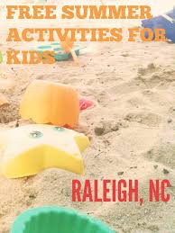 North Carolina how to travel for free images Free summer activities for kids in or near raleigh nc http jpg