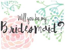 be my bridesmaid invitations free flower bridesmaid printable free state