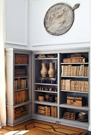 Arrange Bookshelves by Stylish Ideas For Arranging And Organizing Bookcases Traditional