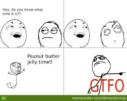Peanut Butter Jelly Meme - peanut butter jelly time by recyclebin meme center