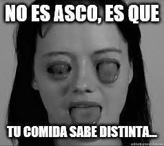 Meme Asco - no es asco imgflip