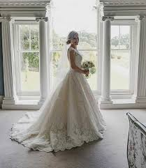 wedding dresses in london london s best wedding dress shops grazia
