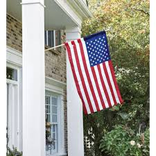American Flag Decor Exterior Endearing Image Of Front Porch Decoration Using Front