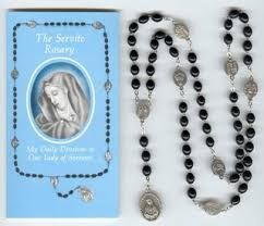seven sorrows rosary happy to be catholic how to pray the rosary of the seven sorrows