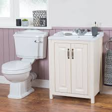 traditional toilet u0026 vanity unit cloakroom suite