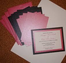 wedding invitations ideas diy easy diy wedding invitations really simple of diy wedding favors