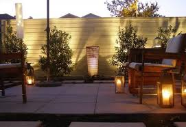 Outdoor Patio Lights Ideas Patio Lighting Ideas Pictures The Minimalist Nyc