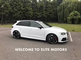 audi rs3 sportback for sale usa used 2016 audi rs3 rs3 sportback quattro nav for sale in