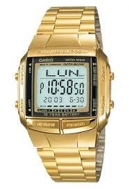 Jam Tangan Casio Gold wanita jam tangan digital casio digital jam tangan wanita gold