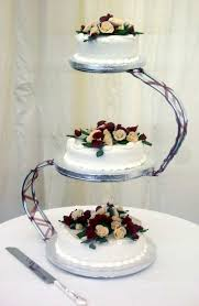 cake stands for sale 3 tier wedding cake stand for 3 level wedding cake marifarthing