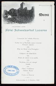 hotel schweizerhof lucerne switzerland october 4 1900 http
