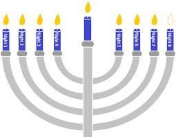 menorah 7 candles hanukkah unbound 7th judaism unbound