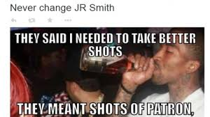 Jr Smith Meme - twitter s funniest reactions to jr smiths trade to cavaliers