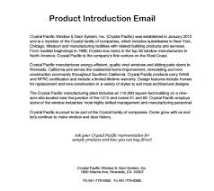 Guarantee Letter Sle For Product Business Letter Introducing Product Cover Letter Sle
