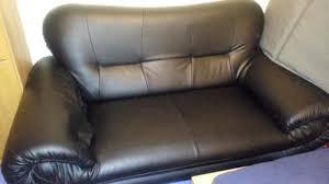 zweisitzer sofa g nstig sofa lederoptik schwarz zweisitzer günstig abzugeben in