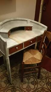 donne bureau recyclage objet récupe objet donne bureau demi lune chaise en