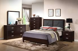 Bedroom Sets With Mirror Headboard Coaster Fine Furniture 202471q 202472 202473 4 Andreas Casual