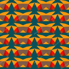 multicolor geometric pattern in color u2014 stock vector