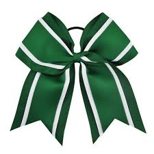 softball hair bows grizzly green 8 jumbo softball hair bow softball hair bows