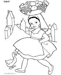 178 best vintage coloring pages images on pinterest coloring