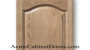 Acme Cabinet Doors Unfinished Cherry Cathedral Arched Raised Panel Cabinet Door Youtube