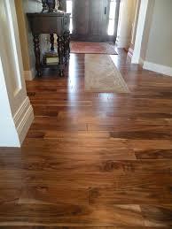 Hardwood Floor Rug Acacia Natural Hardwood Floor Spaces Traditional With Engineered