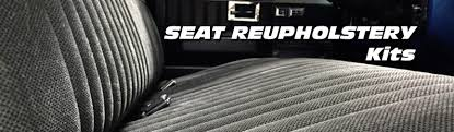 Ford Truck Upholstery Original Syle Reupholstery Seat Kits Lmc Truck