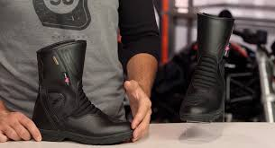best women s motorcycle riding boots sidi gavia gore tex women u0027s boots review at revzilla com youtube