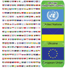Flags Of European Countries Flags Of All Countries In The World And Continents Europe Asia