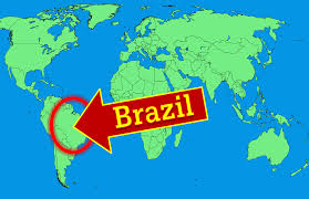 city map of brazil map world major tourist attractions maps
