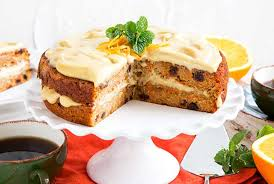 gluten free vegan carrot cake recipe