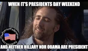 Presidents Day Meme - presidents day weekend