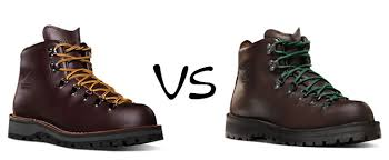 danner mountain light amazon danner mountain light vs danner mountain light ii boots review