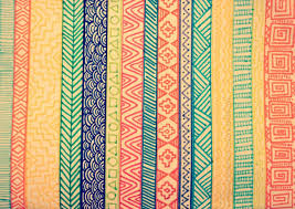 55 free seamless aztec pattern set