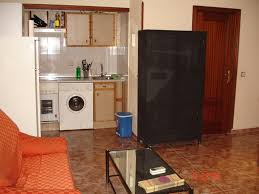 sunny and large studio flat in chueca for long or short term