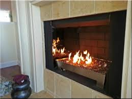Fireplace Inserts Seattle by Custom Fireplace Metal Pans Basket Burners Natural Gas Or Propane