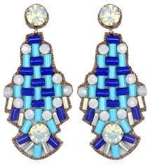 Aegean Chandelier Earrings Turquoise Blue 448 Best Statement Earrings Images On Pinterest Statement