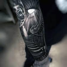 100 black and grey tattoos for grandeur of gradients